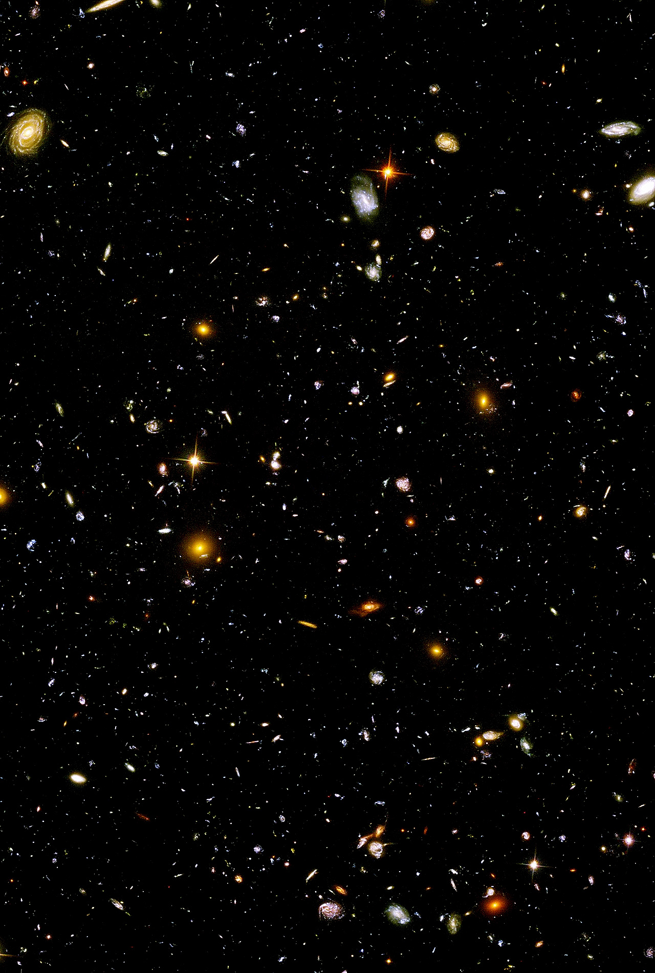 best hubble deep field - photo #8